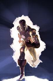 Invincible Iron Man Vol 1 25 Textless