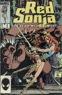 Red Sonja Vol 3 8