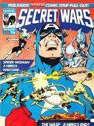 Secret Wars (UK) Vol 1 12
