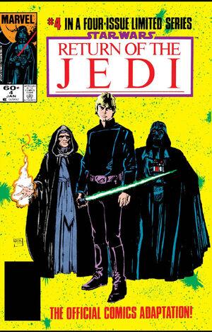 Star Wars Return of the Jedi Vol 1 4
