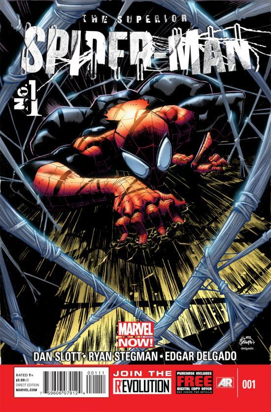 Resultado de imagen para superior spider-man 1