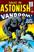 Tales to Astonish Vol 1 17