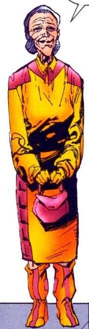 April (Earth-928) Spider-Man 2099 Vol 1 42