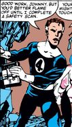 Reed Richards (Earth-616) inverted costume from Fantastic Four Vol 1 257