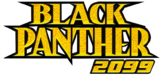 Black PAnther 2099 logo