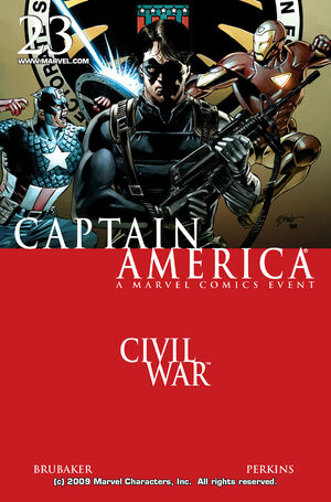 Captain America Vol 5 23
