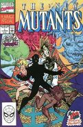 New Mutants Summer Special Vol 1 1