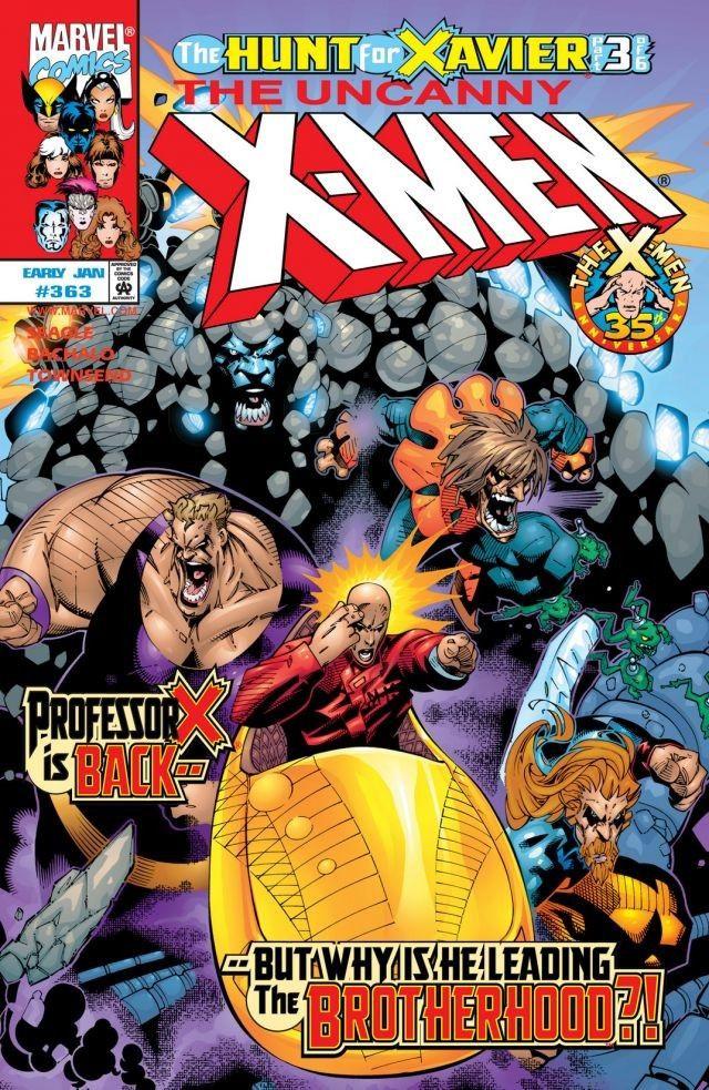 Resultado de imagen para X-Men 363