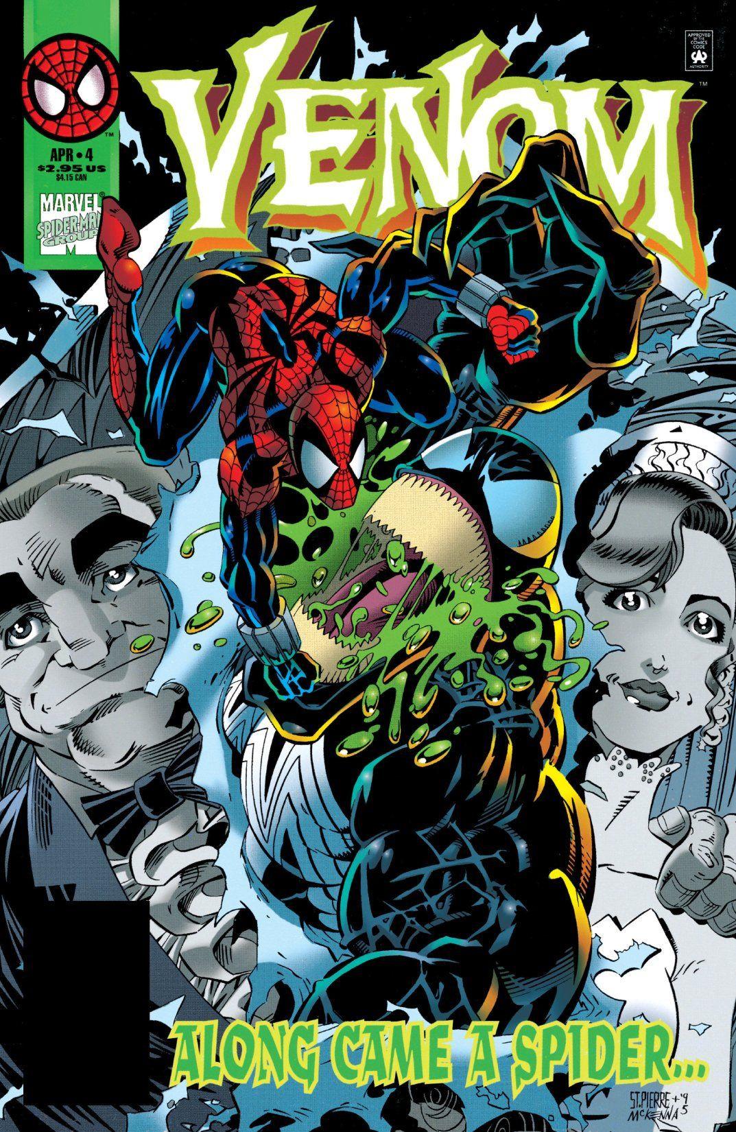 Venom Hosts / Characters - TV Tropes