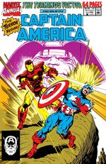 Captain America Annual Vol 1 9