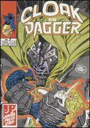 Cloak dagger nr 7 NL