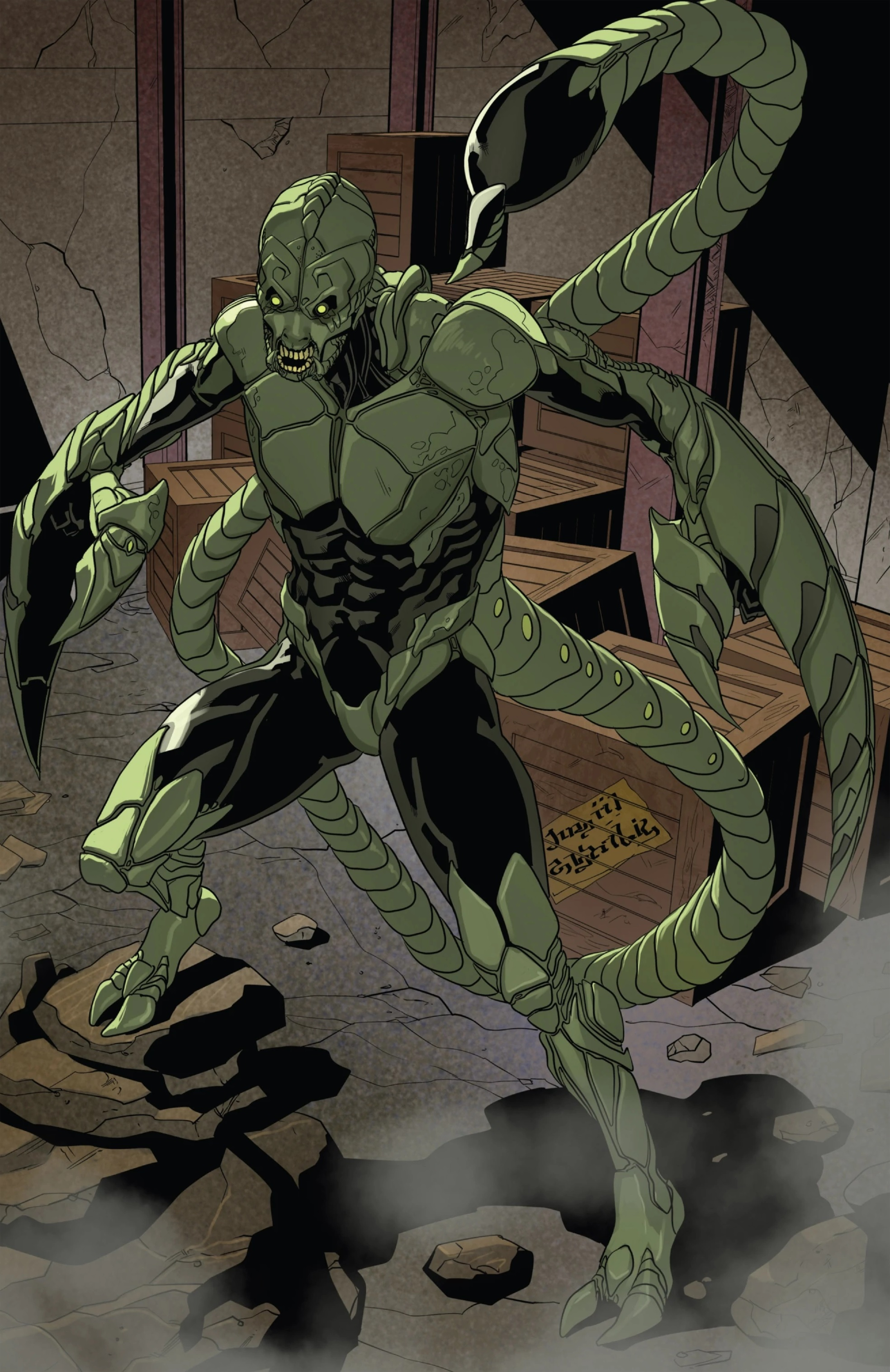 MacDonald Gargan (Earth-616) | Marvel Database | FANDOM ...