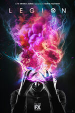 Legion (TV series) poster 001