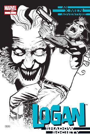 Logan Shadow Society Vol 1 1