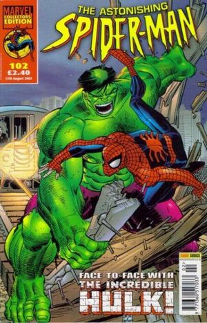 Astonishing Spider-Man Vol 1 102