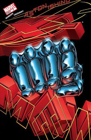 Astonishing X-Men Vol 3 5