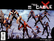 Cable Vol 2 13 2nd print