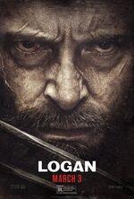 Logan (film) poster 003