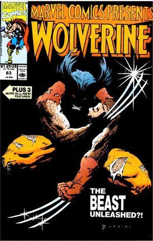 Marvel Comics Presents Vol 1 63