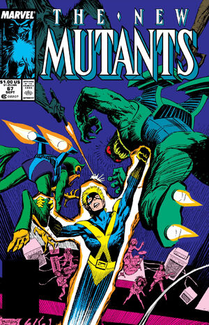 New Mutants Vol 1 67