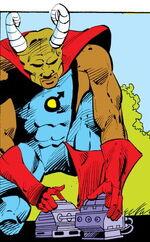 Oscar Gordon (Earth-616) Iron Man Vol 1 184