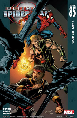 Ultimate Spider-Man Vol 1 85