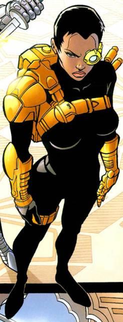 Amie Zamborano (Earth-616) from Deadpool The Circle Chase Vol 1 3 002