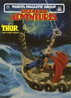 Bizarre Adventures Vol 1 32