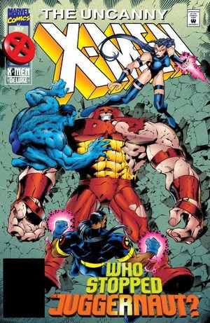 Uncanny X-Men Vol 1 322