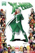 X-Men Legacy Vol 1 239 Women of Marvel Variant