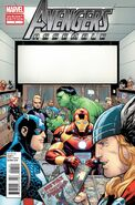 Avengers Assemble Vol 2 1 Comic Shop Variant 2