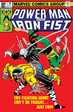 Power Man and Iron Fist Vol 1 74