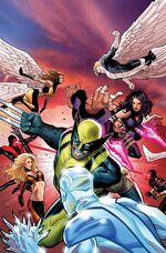 Uncanny X-Men Vol 1 533 Textless