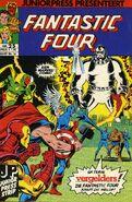 Fantastic Four 25 (NL)