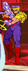 Harlan Kleinstock (Earth-30847) from X-Men Children of the Atom (arcade game) 0001