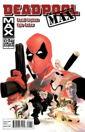 Deadpool Max Vol 1 1