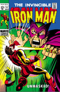 Iron Man Vol 1 11