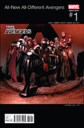 All-New, All-Different Avengers Vol 1 1 Hip-Hop Variant