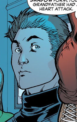Dallas Gibson (Earth-616) from New X-Men Vol 2 5 0001