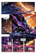 Galactus (Earth-616) and Gah Lak Tus (Earth-1610) from Hunger Vol 1 3 001
