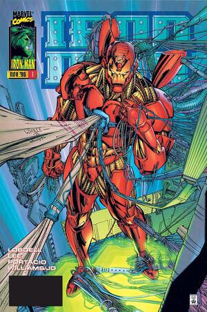Iron Man Vol 2 1