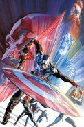 Captain America Vol 1 600 Ross Variant Textless