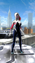 Gwendolyne Stacy (Earth-TRN486) from Spider-Man Unlimited (video game)