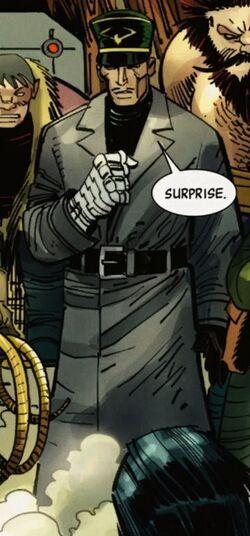Iron Hand Hauptmann from Avengers Vol 4 16