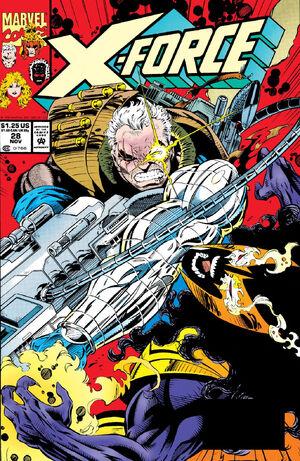 X-Force Vol 1 28