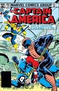 Captain America Vol 1 282