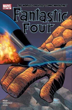 Fantastic Four Vol 1 524