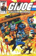 G.I. Joe European Missions Vol 1 5