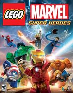 LEGO Marvel Super Heroes box art