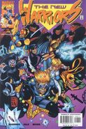 New Warriors Vol 2 8